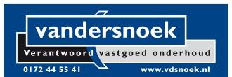 Vandersnoek Verantwoord vastgoedonderhoud B.V.