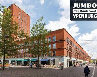 Ten Brink koopt Jumbo Ypenburg