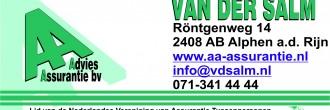 AA-assurantie BV van der salm