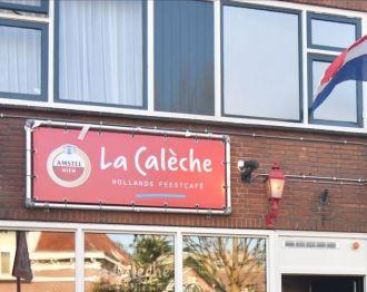 Ondernemer zoekt opvolger feestcafé La Calèche