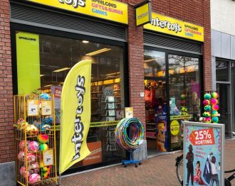 Faillisement voor winkelketen Intertoys
