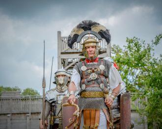 Laatste week Romeins Festival