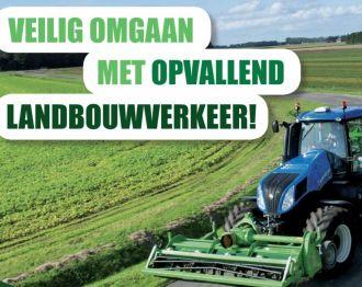 Veilig Omgaan Met Opvallende Landbouwvoertuigen