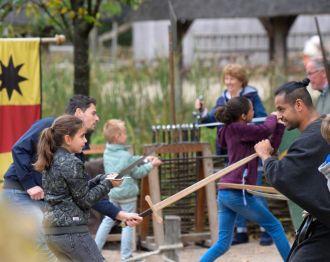 Herfstvakantie vol activiteiten in Museumpark Archeon